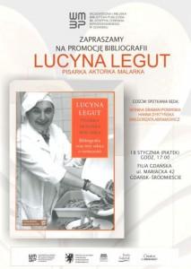 Plakat Lucyna Legut