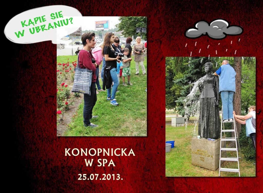 lipiec 2013, zdjęcia i manipulacja Irena Wojcieszak