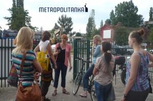 Spotkanie z Hanną Bogoryją Zakrzewską. Fot. Agnieszka i Alicja Żarkiewicz