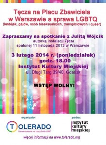 plakat Julita Wojcik