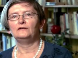 Profesor Ewa Graczyk będzie mówić o wyjątkowej gdańskiej pisarce - Stanisławie Przybyszewskiej.