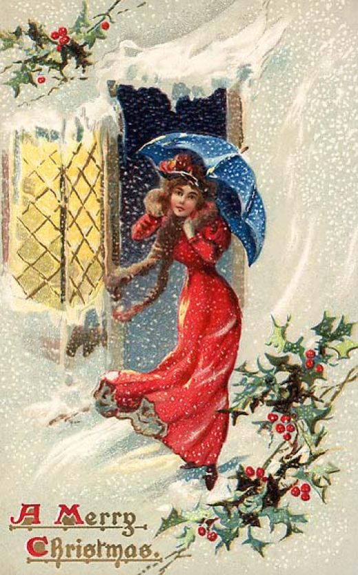 Źródło: http://quotes.lol-rofl.com/victorian-christmas-cards/