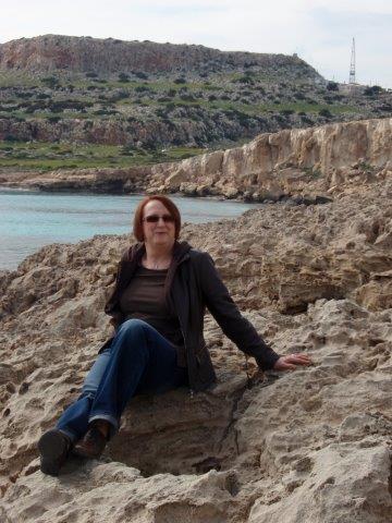 Pani Elżbieta Podolska-Filipowicz. Zdjęcie ze zbiorów prywatnych.