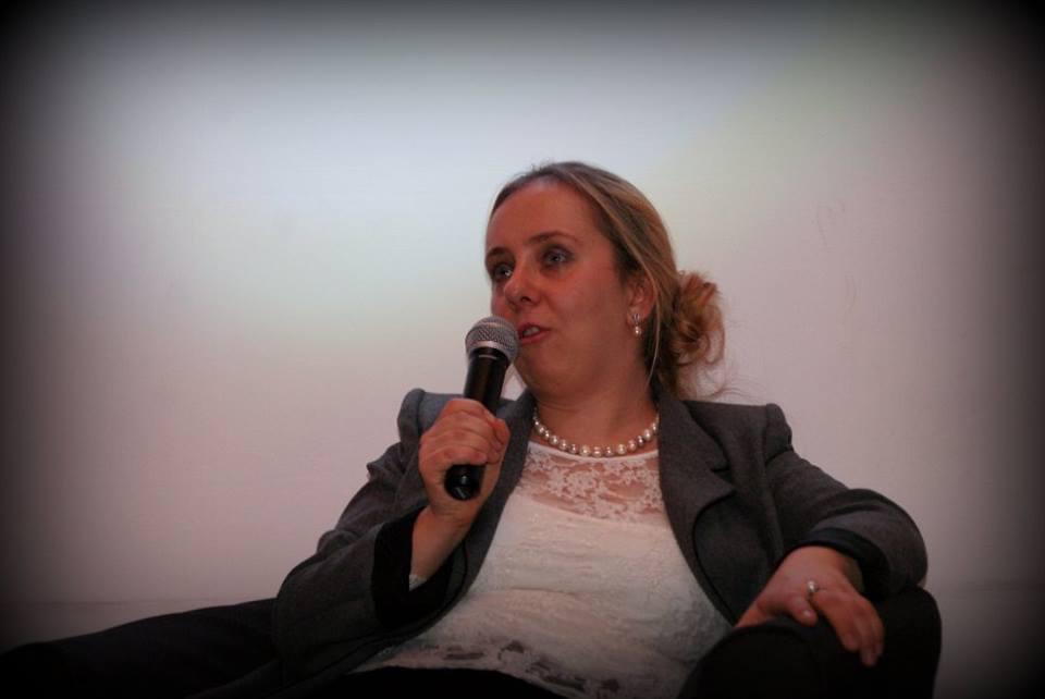Dagmara Binkowska, fot. Dominika Ikonnikow.
