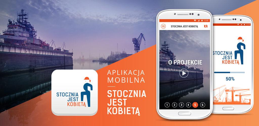 Grafika ze screenami z aplikacji