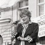 Olga Krzyżanowska fot. Leonard Szmaglik zbiory ECS