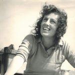 Zdjęcie Teresy Remiszewskiej podczas rejsu